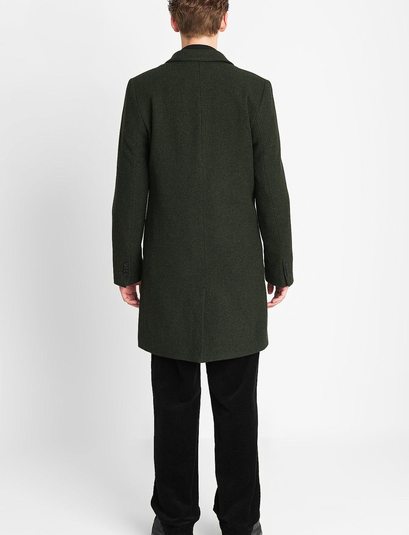 Brixtol Textiles Ian - Jakker og frakker OLIVE - Menn Klær