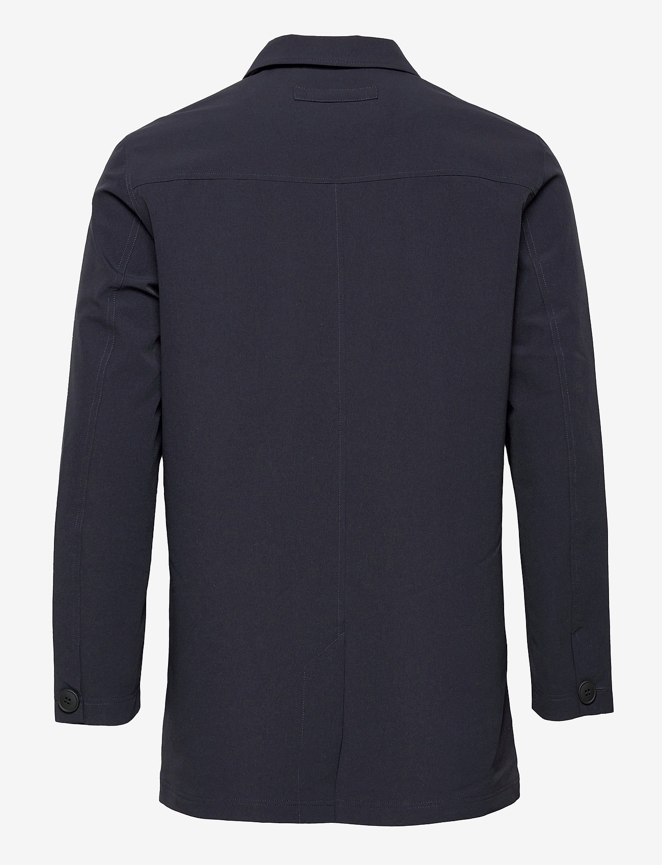 Brixtol Textiles - T-Coat Stretch - cienkie płaszcze - carbon navy - 2