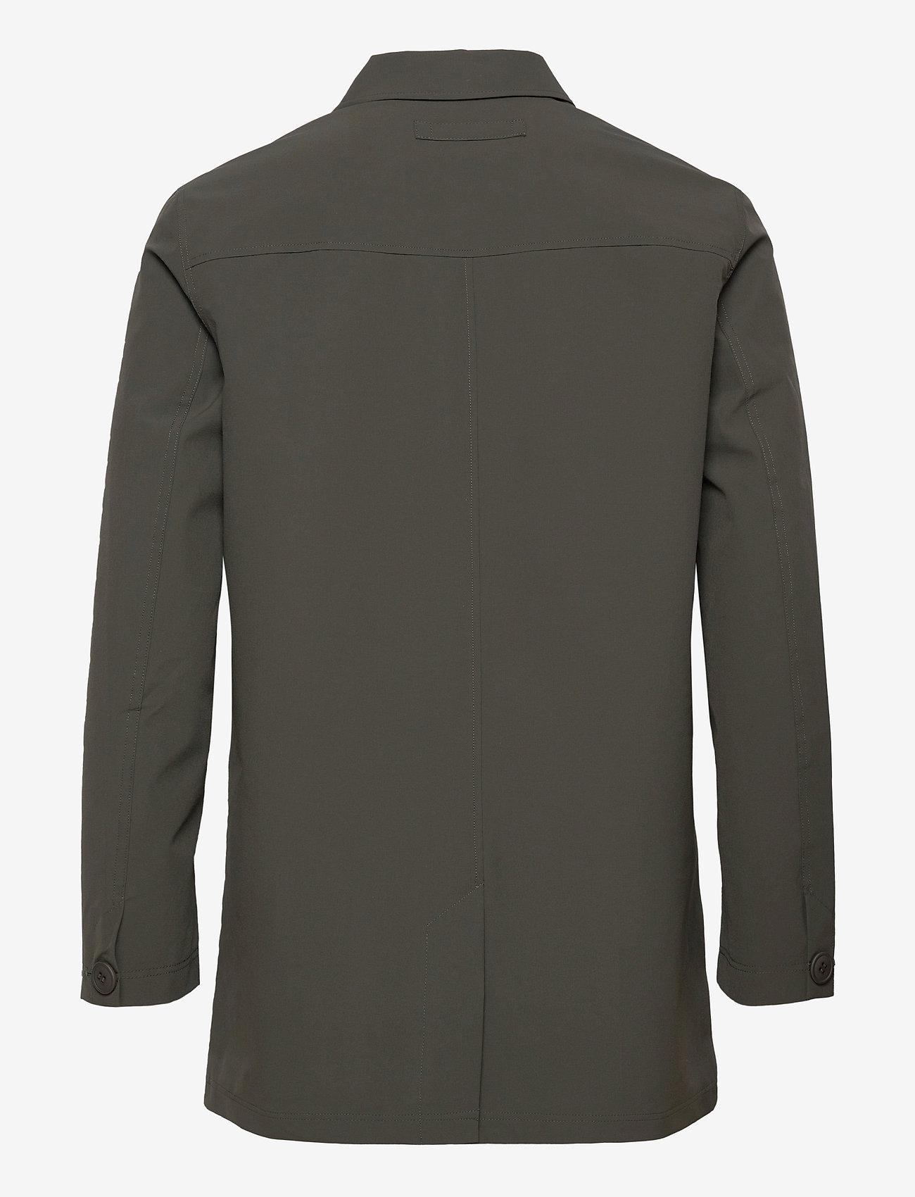 Brixtol Textiles - T-Coat Stretch - cienkie płaszcze - olive - 2