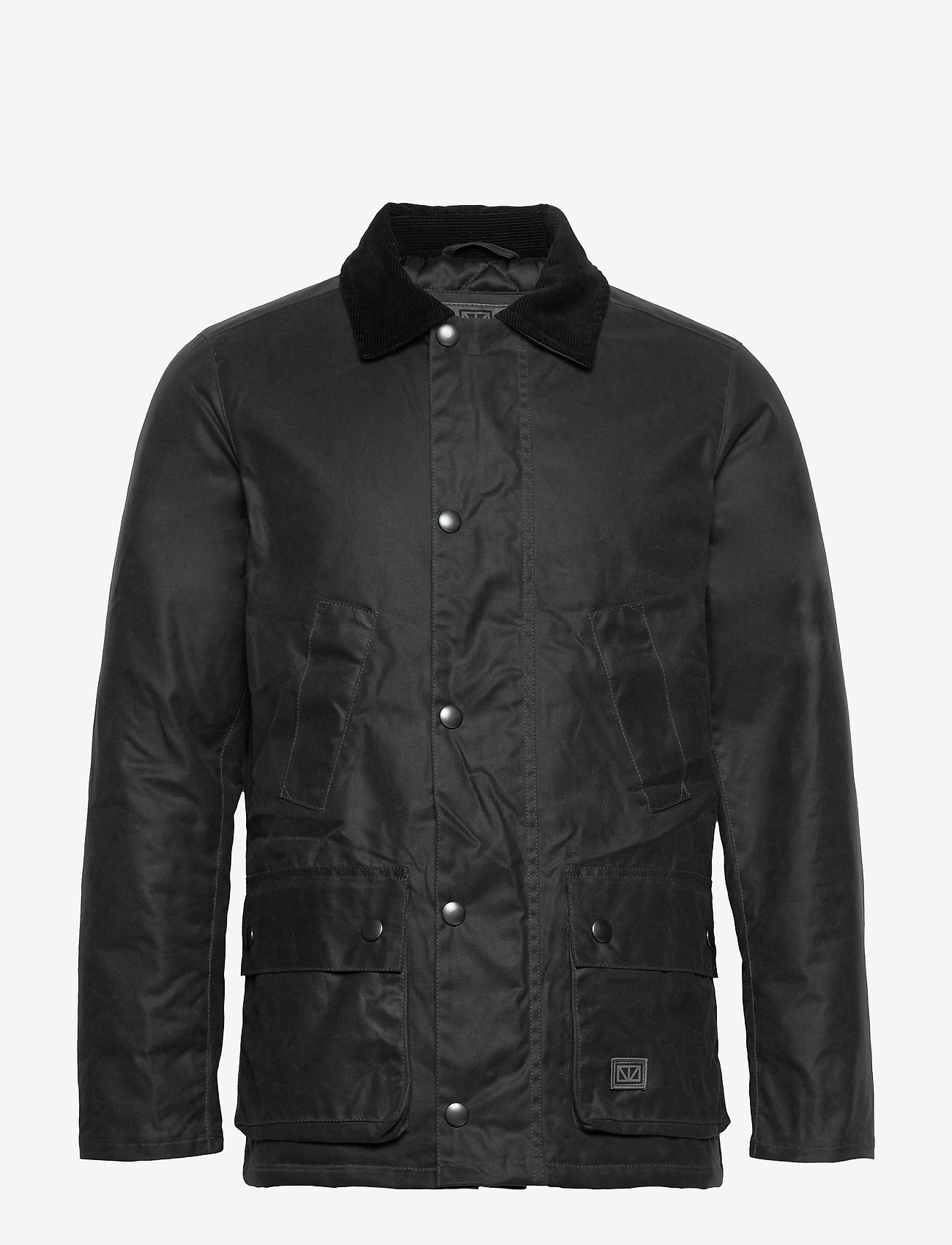 Brixtol Textiles - Curtis - fôrede jakker - grey - 1
