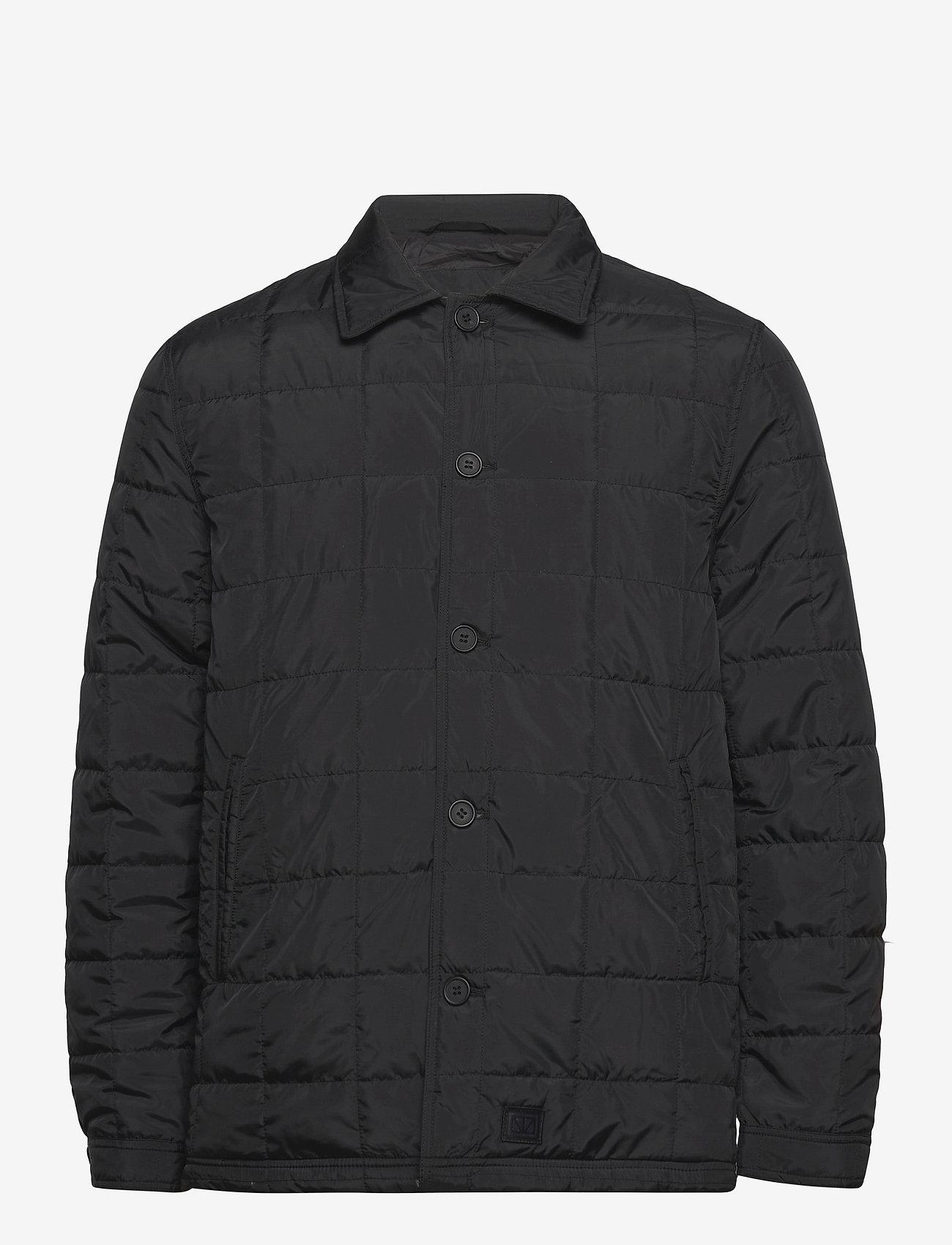 Brixtol Textiles - Joe - donsjassen - black - 1