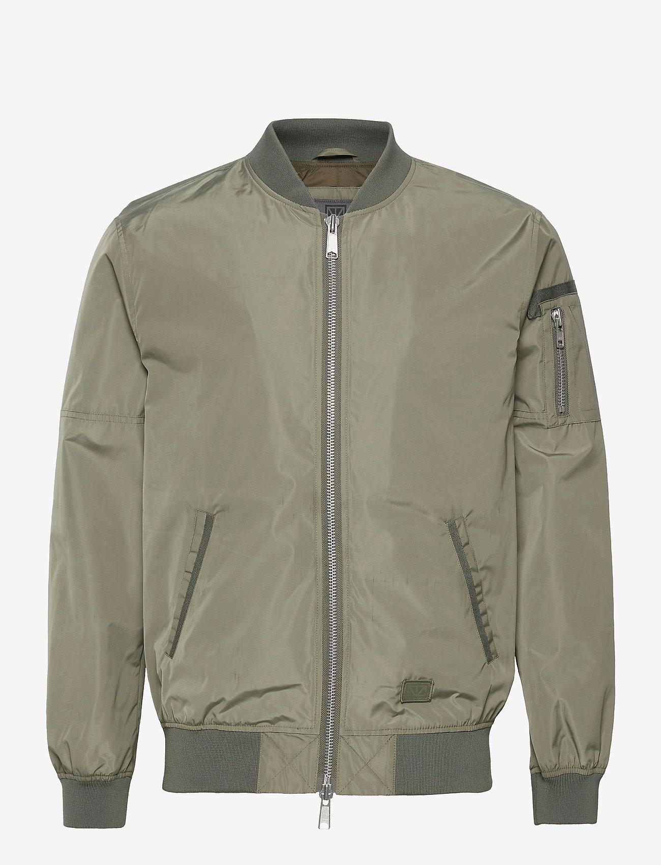 Brixtol Textiles - Harris - bomberjacks - light olive - 1