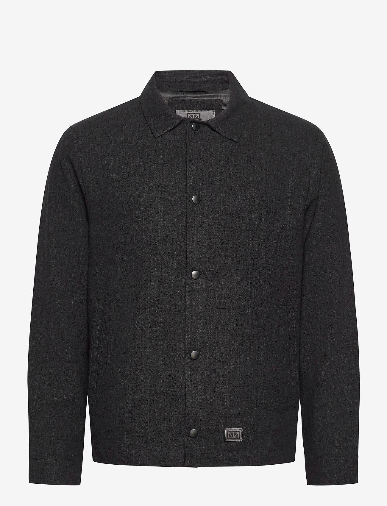 Brixtol Textiles - Trent - windjassen - black - 1