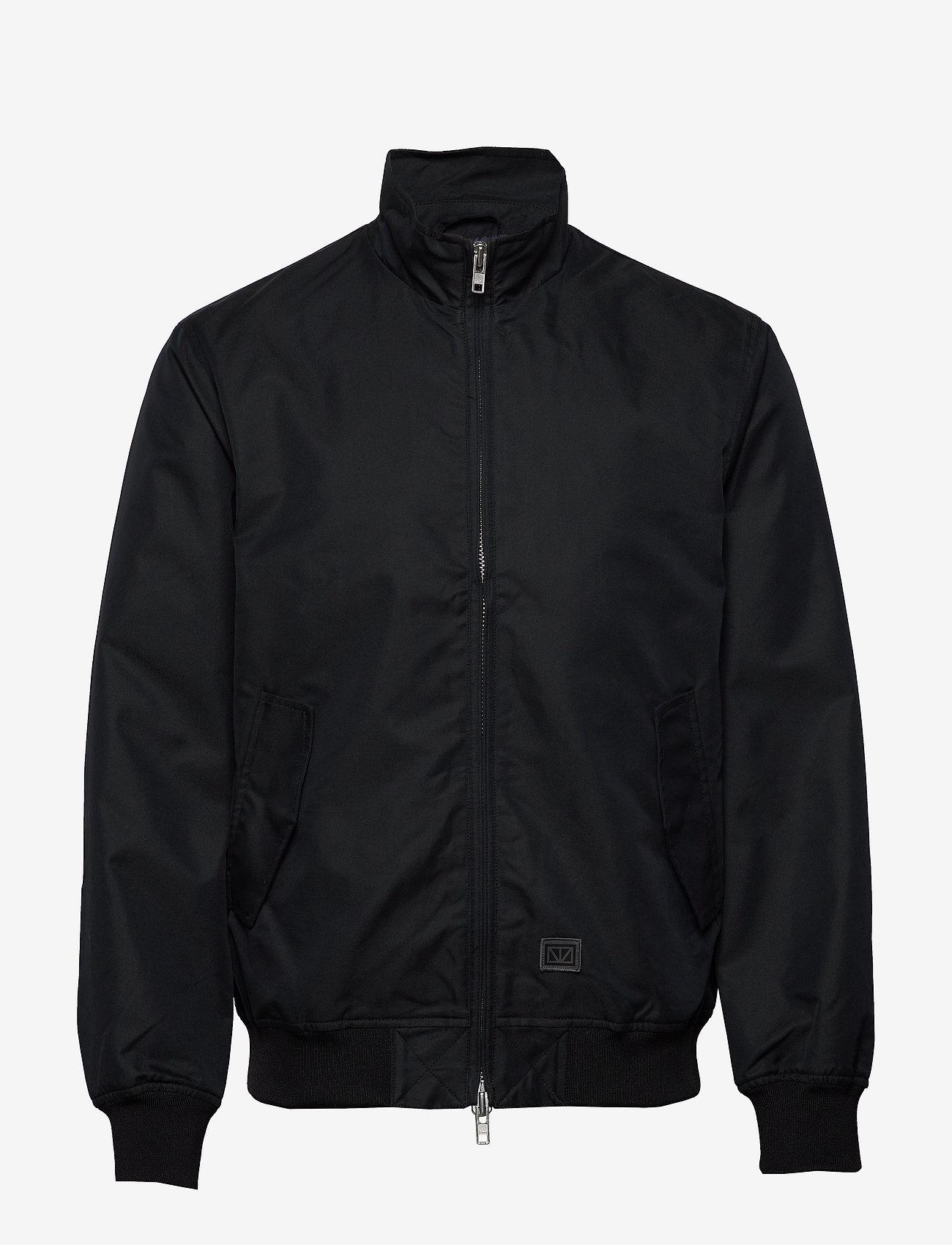 Brixtol Textiles - Orson - bomberjackor - black - 1