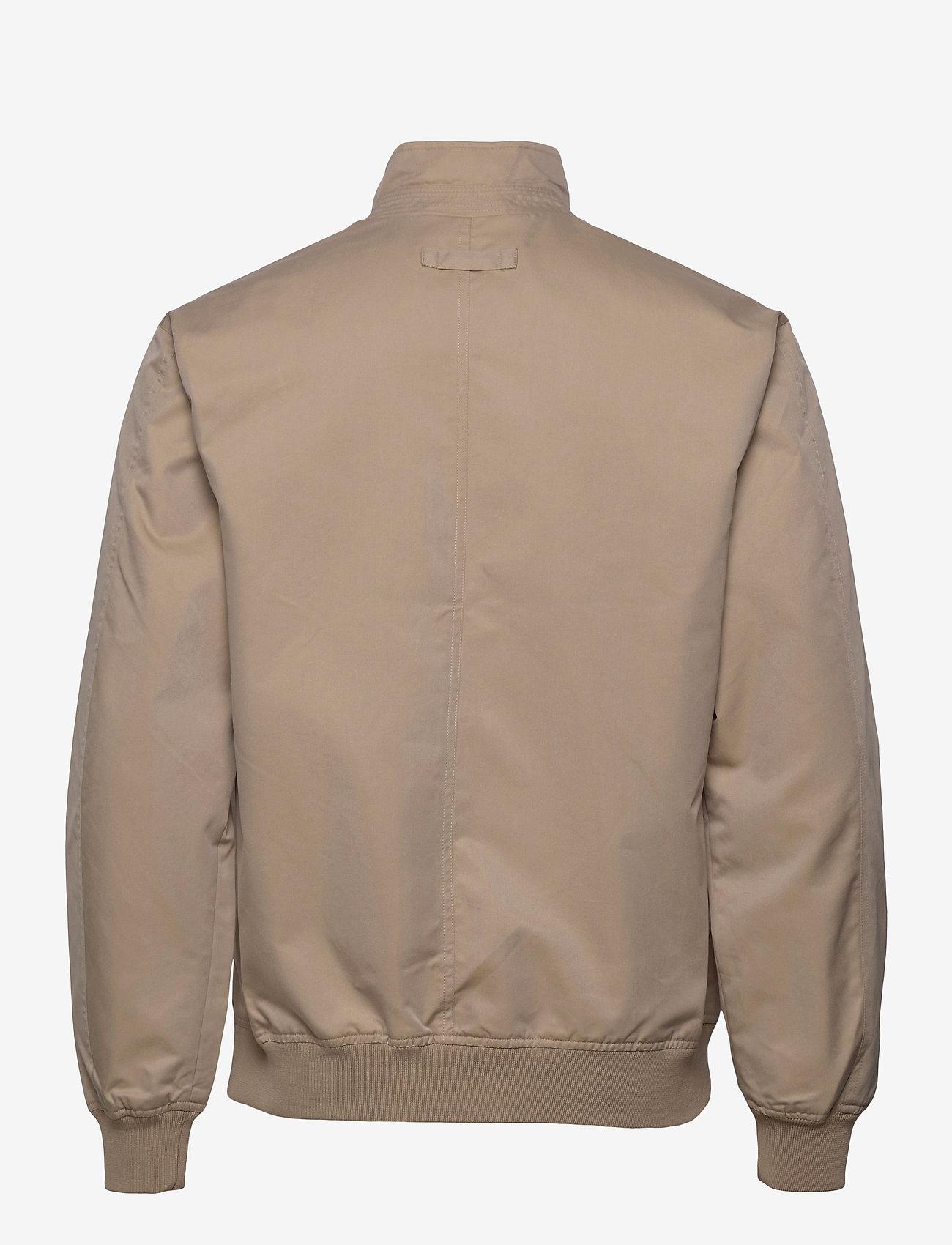 Brixtol Textiles - Orson - bomberjacks - sand - 1