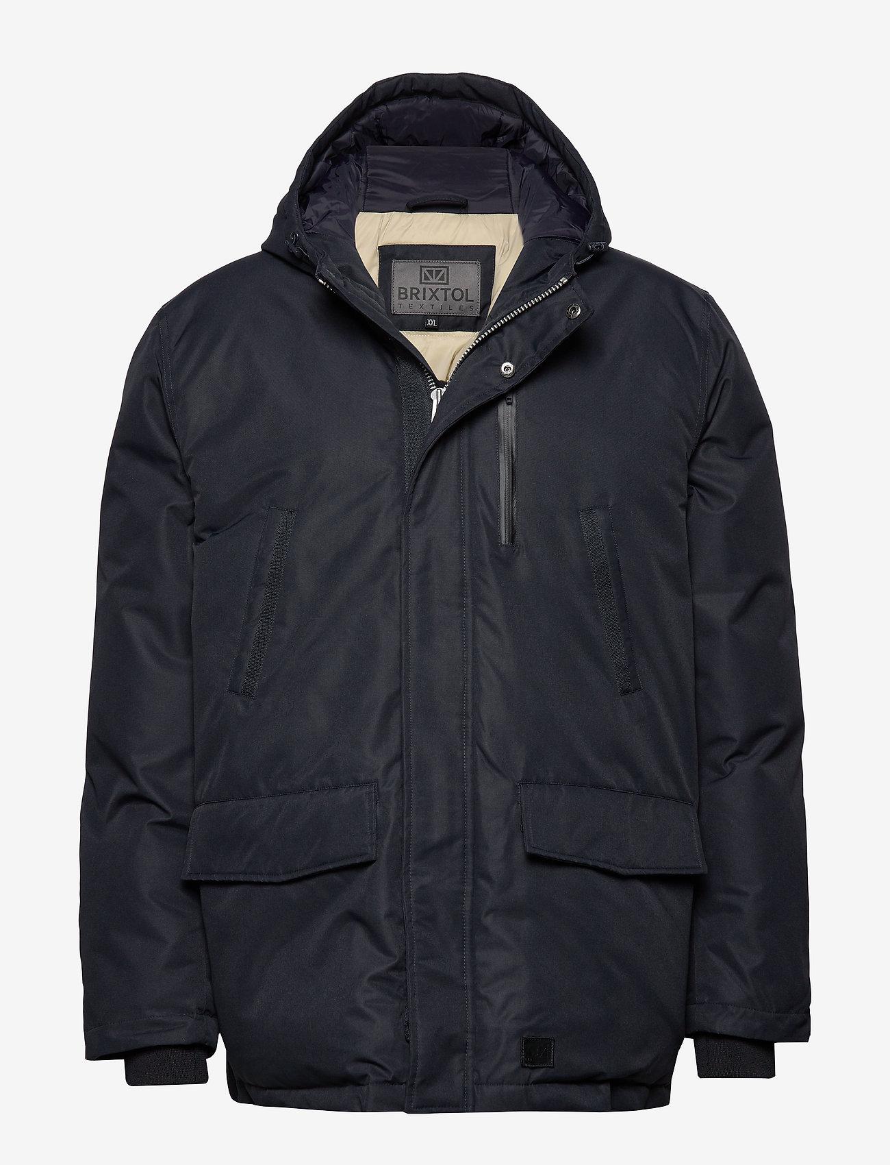 Brixtol Textiles - Smith - kurtki puchowe - navy - 0