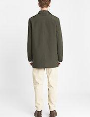 Brixtol Textiles - T-Coat Stretch - dunne mantels - olive - 5