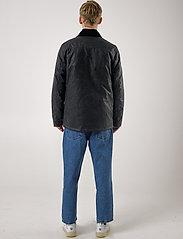 Brixtol Textiles - Curtis - fôrede jakker - grey - 4