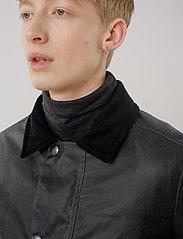 Brixtol Textiles - Curtis - fôrede jakker - grey - 5