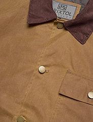 Brixtol Textiles - Will Wax - windjassen - dark sand - 6