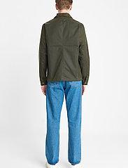 Brixtol Textiles - Will Wax - windjassen - olive - 5