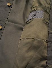 Brixtol Textiles - Will Wax - windjassen - olive - 8