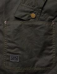 Brixtol Textiles - Will Wax - windjassen - olive - 9