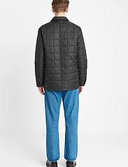 Brixtol Textiles - Joe - donsjassen - black - 5