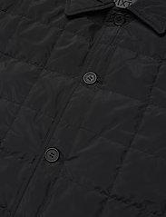 Brixtol Textiles - Joe - donsjassen - black - 6
