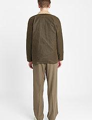 Brixtol Textiles - Buddy - kurtki-wiosenne - light olive - 5