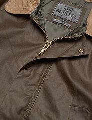 Brixtol Textiles - Buddy - kurtki-wiosenne - light olive - 6