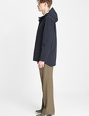 Brixtol Textiles - Sean - parka's - carbon navy - 4