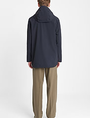 Brixtol Textiles - Sean - parka's - carbon navy - 5