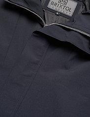 Brixtol Textiles - Sean - parka's - carbon navy - 6