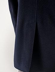 Brixtol Textiles - Union - ullfrakker - navy - 4