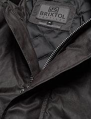 Brixtol Textiles - D.W Bomber - bomberjacks - grey - 2
