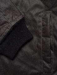 Brixtol Textiles - D.W Bomber - bomberjacks - grey - 3