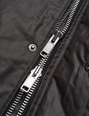 Brixtol Textiles - D.W Bomber - bomberjacks - grey - 5