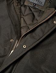 Brixtol Textiles - D.W Bomber - bomber jakke - olive - 8