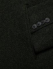 Brixtol Textiles - Ian - ullfrakker - olive - 8