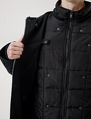 Brixtol Textiles - Livingstone - parkas - black - 11