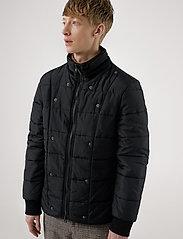 Brixtol Textiles - Livingstone - parkas - black - 12