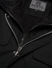 Brixtol Textiles - Livingstone - parkas - black - 13