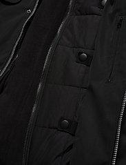 Brixtol Textiles - Livingstone - parkas - black - 15
