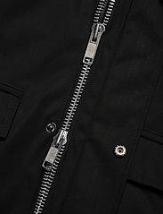 Brixtol Textiles - Livingstone - parka's - black - 15