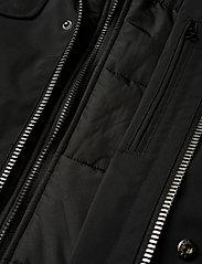 Brixtol Textiles - Livingstone - parkas - black - 17
