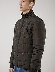 Brixtol Textiles - Livingstone - parkas - olive - 16