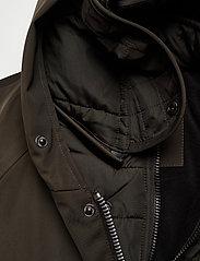 Brixtol Textiles - Livingstone - parkas - olive - 22