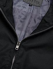 Brixtol Textiles - Orson - bomberjackor - black - 4