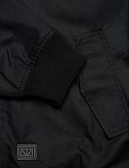 Brixtol Textiles - Orson - bomberjackor - black - 5