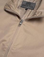 Brixtol Textiles - Orson - bomberjacks - sand - 3