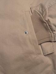 Brixtol Textiles - Orson - bomberjacks - sand - 4