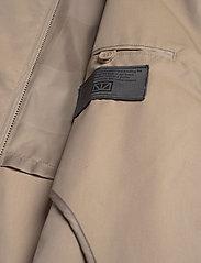 Brixtol Textiles - Orson - bomberjacks - sand - 6