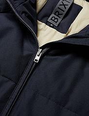 Brixtol Textiles - Bez - kurtki puchowe - dark navy - 2