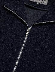 Brixtol Textiles - Seven - basisstrikkeplagg - navy - 8