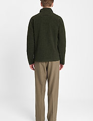 Brixtol Textiles - Seven - basisstrikkeplagg - olive - 5