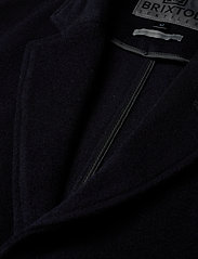 Brixtol Textiles - Erol Wool - wollen mantels - navy - 3