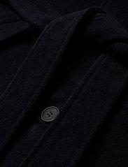 Brixtol Textiles - Erol Wool - wollen mantels - navy - 6