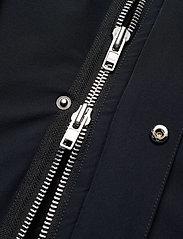 Brixtol Textiles - Bryson - parka's - carbon navy - 5