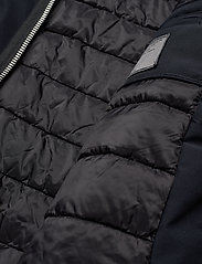 Brixtol Textiles - Bryson - parka's - carbon navy - 6